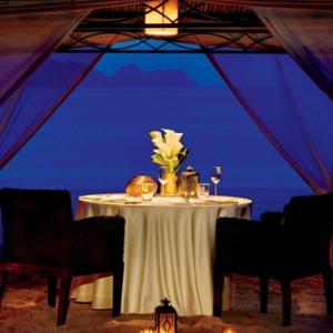 Oman Honeymoon Packages Al Bustan A Ritz Carlton Hotel Dining