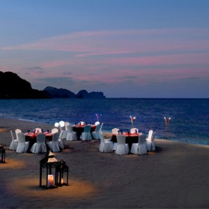Oman Honeymoon Packages Al Bustan A Ritz Carlton Hotel Dining 3