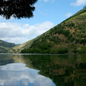 six senses douro velley - luxury portugal honeymoons - lake view
