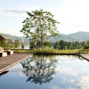 six senses douro velley - luxury portugal honeymoons - pool