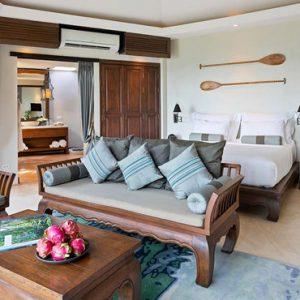 Thailand Honeymoon Packages Outrigger Koh Samui Beach Resort Ocean View Plunge Pool Suite 4