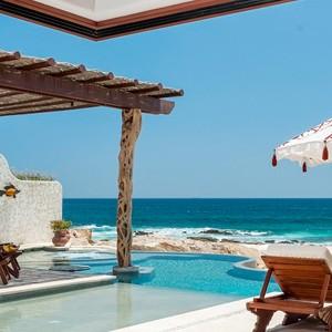 Las Ventanas Al Paraiso - mexico honeymoon packages - beach villa