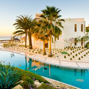 Las Ventanas Al Paraiso - mexico honeymoon packages - pool