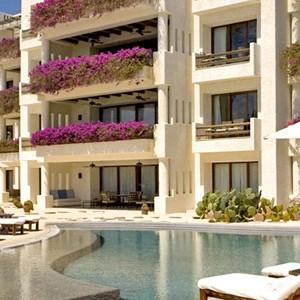 Las Ventanas Al Paraiso - mexico honeymoon packages - pool overview