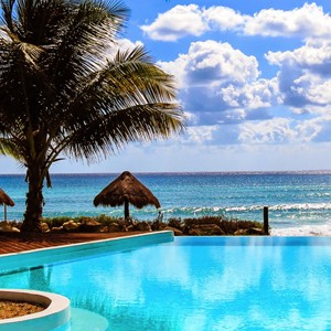 Le Reve Hotel and spa - Mexico Luxury Honeymoons - pool