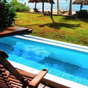 Le Reve Hotel and spa - Mexico Luxury Honeymoons - pool villa