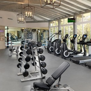 Mexico Honeymoon Packages UNICO 2080 Riviera Maya Hotel Gym