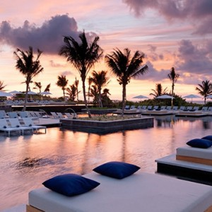 Mexico Honeymoon Packages UNICO 2080 Riviera Maya Hotel Pool