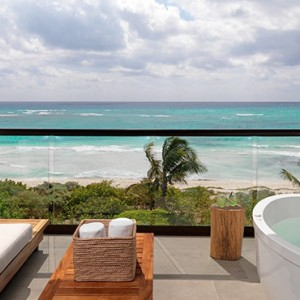 Mexico Honeymoon Packages UNICO 2080 Riviera Maya Hotel Room