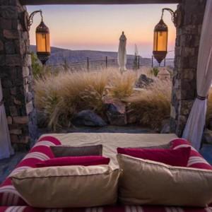 Oman Honeymoon Packages Alila Jabal Akhdar Cabana 3