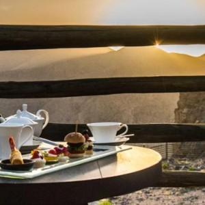 Oman Honeymoon Packages Alila Jabal Akhdar Dining 5