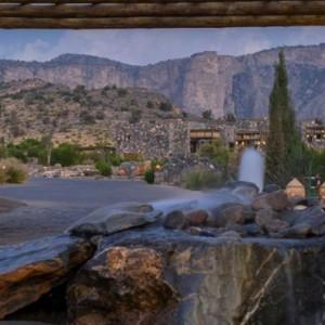 Oman Honeymoon Packages Alila Jabal Akhdar Exterior 2