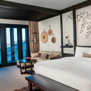 Oman Honeymoon Packages Alila Jabal Akhdar Horizon View Suite 2