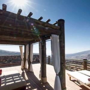 Oman Honeymoon Packages Alila Jabal Akhdar Jabal Terrace 3