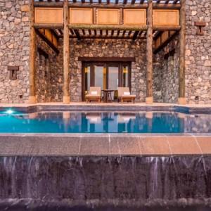 Oman Honeymoon Packages Alila Jabal Akhdar Jabal Villa 2