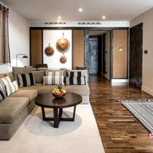 Oman Honeymoon Packages Alila Jabal Akhdar Loft Suite
