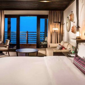 Oman Honeymoon Packages Alila Jabal Akhdar Mountain View Suite