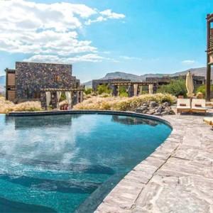 Oman Honeymoon Packages Alila Jabal Akhdar Pool 2