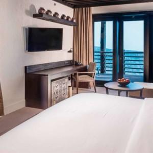 Oman Honeymoon Packages Alila Jabal Akhdar Ridge View Suite 2