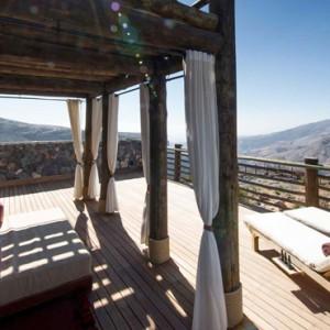 Oman Honeymoon Packages Alila Jabal Akhdar Ridge View Suite 4