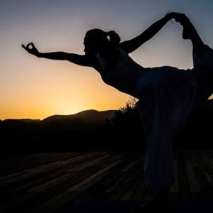 Oman Honeymoon Packages Alila Jabal Akhdar Yoga