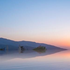 Oman Honeymoon Packages Alila Jabal Akhdar Sunset