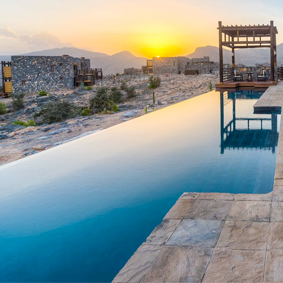 Oman Honeymoon Packages Alila Jabal Akhdar Thumbnail