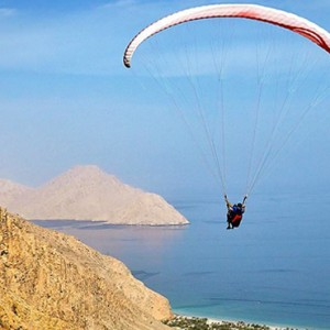 Oman Honeymoon Packages Six Senses Zighy Bay Oman Activities