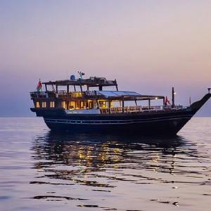 Oman Honeymoon Packages Six Senses Zighy Bay Oman Activities 3