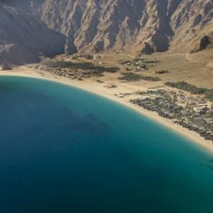 Oman Honeymoon Packages Six Senses Zighy Bay Oman Beach