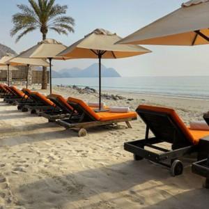 Oman Honeymoon Packages Six Senses Zighy Bay Oman Beach 2