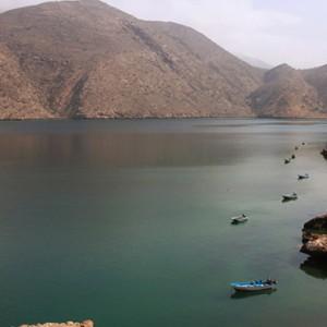 Oman Honeymoon Packages Six Senses Zighy Bay Oman Oman