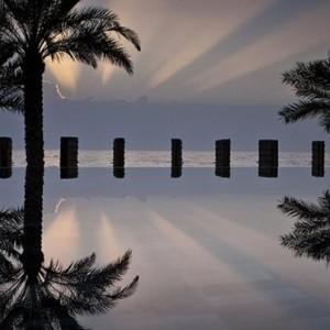 Oman Honeymoon Packages Six Senses Zighy Bay Oman Pool 3