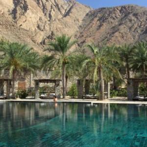 Oman Honeymoon Packages Six Senses Zighy Bay Oman Pool 4