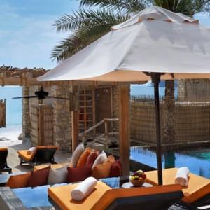 Oman Honeymoon Packages Six Senses Zighy Bay Oman Pool Villa Beachfront