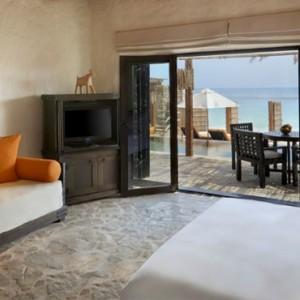 Oman Honeymoon Packages Six Senses Zighy Bay Oman Pool Villa Suite Beachfront