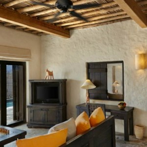Oman Honeymoon Packages Six Senses Zighy Bay Oman Pool Villa Suite Beachfront 2