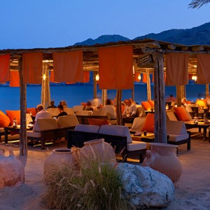 Oman Honeymoon Packages Six Senses Zighy Bay Oman Shua Shack