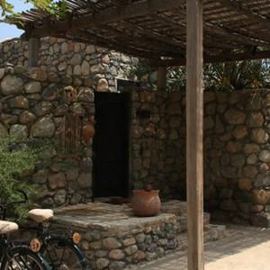 Oman Honeymoon Packages Six Senses Zighy Bay Oman Spa Pool Villa Suite