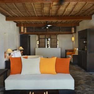 Oman Honeymoon Packages Six Senses Zighy Bay Oman Spa Pool Villa Beachfront
