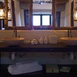Oman Honeymoon Packages Six Senses Zighy Bay Oman Spa Pool Villa Beachfront 5
