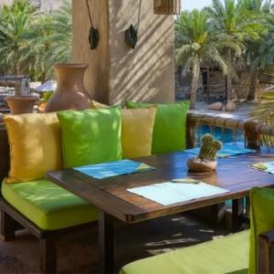 Oman Honeymoon Packages Six Senses Zighy Bay Oman Zighy Bar