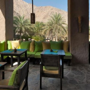 Oman Honeymoon Packages Six Senses Zighy Bay Oman Dining 10