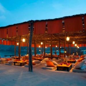Oman Honeymoon Packages Six Senses Zighy Bay Oman Dining 7