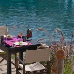 Oman Honeymoon Packages Six Senses Zighy Bay Oman Dining 9