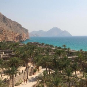Oman Honeymoon Packages Six Senses Zighy Bay Oman Exterior