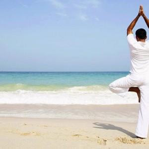 Oman Honeymoon Packages Six Senses Zighy Bay Oman Gym 2