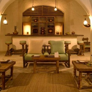 Oman Honeymoon Packages Six Senses Zighy Bay Oman Lobby