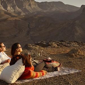 Oman Honeymoon Packages Six Senses Zighy Bay Oman Picnic