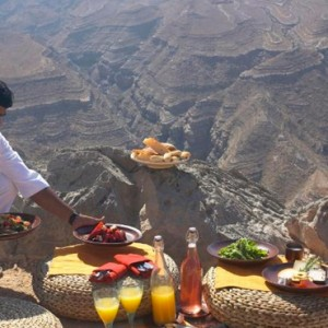 Oman Honeymoon Packages Six Senses Zighy Bay Oman Picnic 2